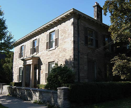 Georgian House in Dundas