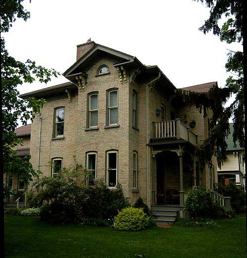 Italianate Kitchener