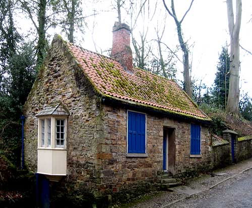 Cottage Newcastle England