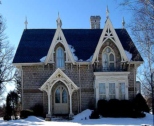 Gothic Style Homes revival