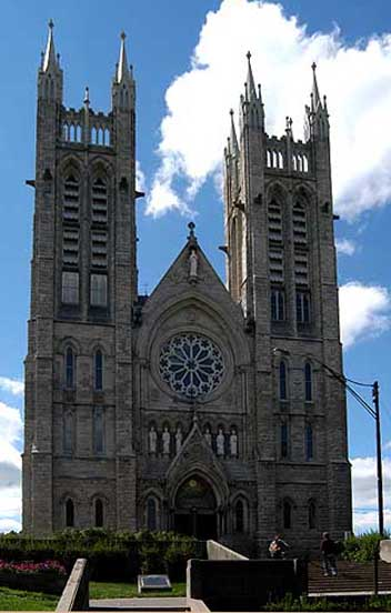Gothic Revival Church
