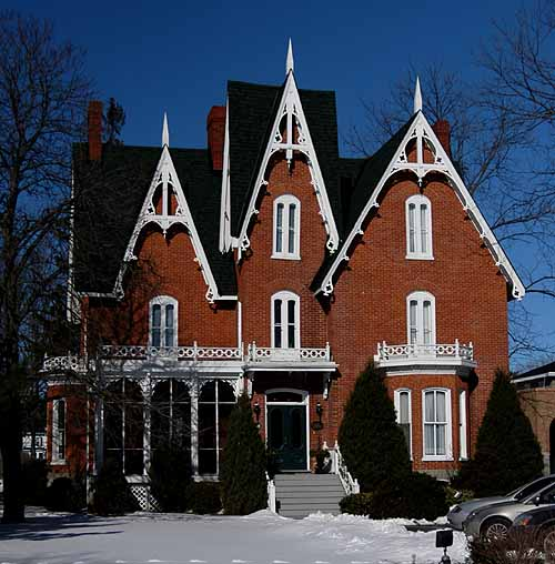 Gothic Revival In Picton