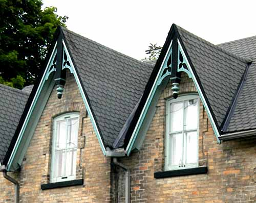 Gothic Revival House