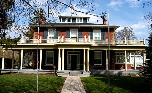 Italianate in Bowmanville