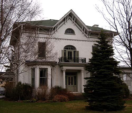Italianate Cobourg