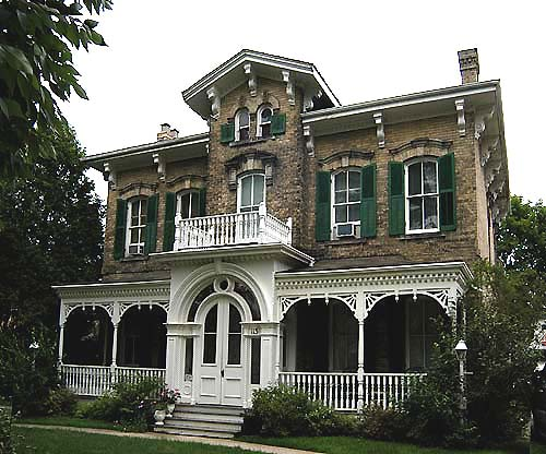 Italianate in Stratford