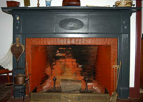 Secord Fireplace