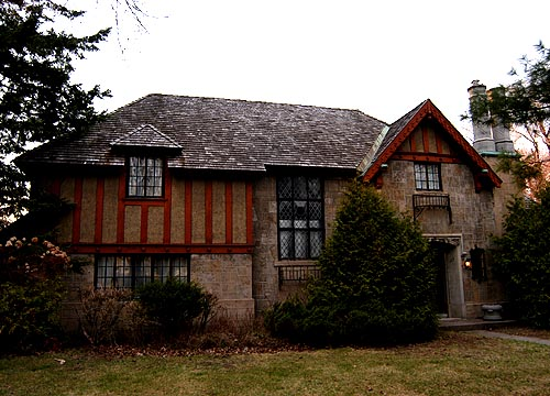 Tudor Revival in Ottawa