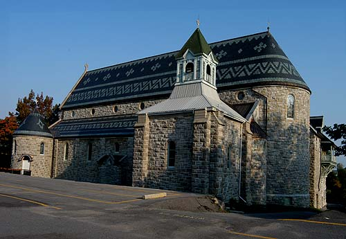 Romanesque Revival Church